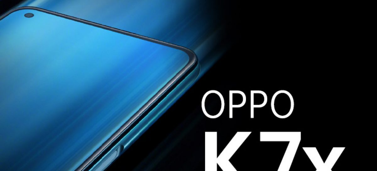 OPPO K7X Specifications Reveal 5G Chip And Large Battery