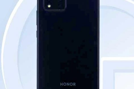 Budget Honor 5G Device With MediaTek 5G Chip, Spotted In TENAA.