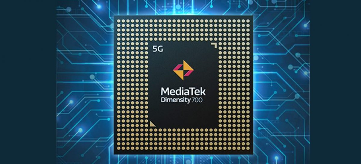 MediaTek announces new Dimensity 700 for budget 5G devices next year.