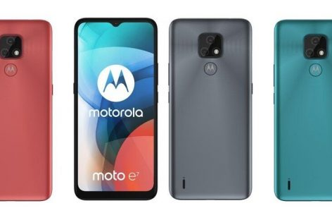 Moto E7, 4000mAh Battery, MediaTek Helio G25 For About PHP 6,900