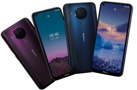 Nokia 5.4 Launched Specifications And Other Details