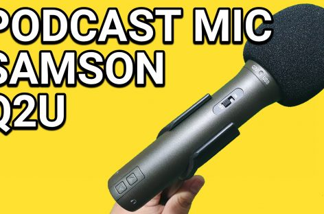 Samson Q2U Professional Recording / Podcasting Microphone Unboxing (PHP 4K / US$ 60-80)