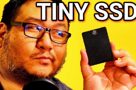 TINY PORTABLE SSD – Seagate 500GB Expansion SSD Unboxing (PHP 5k / US$ 100)