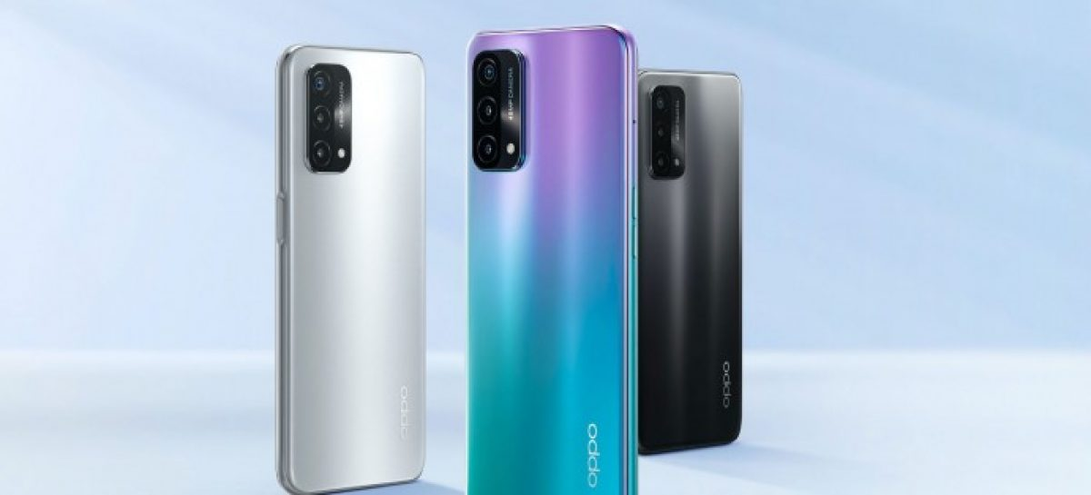 OPPO A93 5G has the Snapdragon 480, 90Hz display and 5000mAh battery