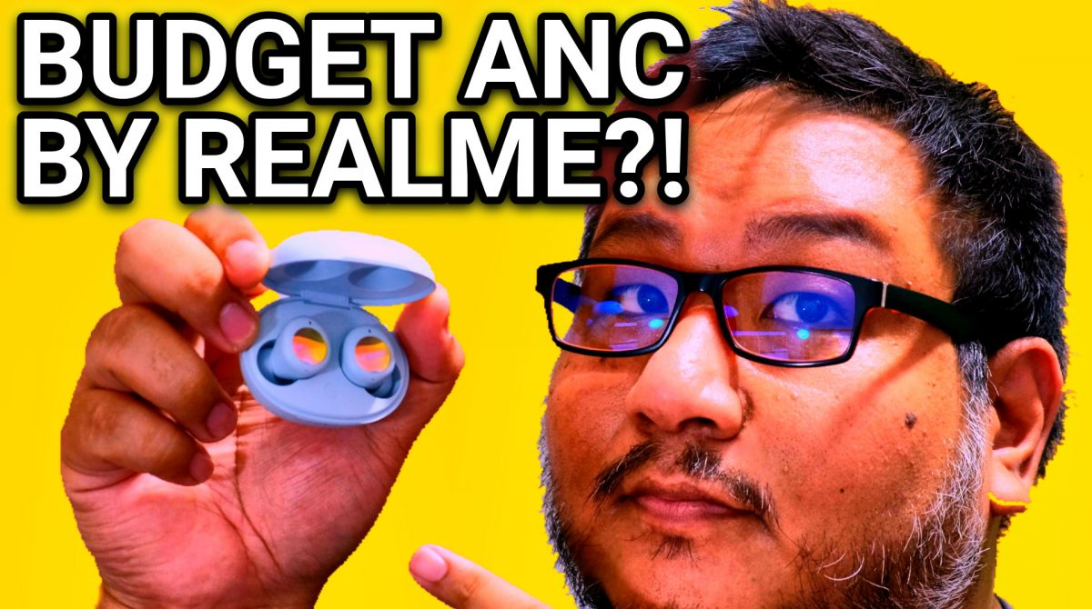 ACTIVE NOISE CANCELLLING TWS FOR ONLY PHP2.5k?! (US$50) – realme Buds Air 2 Neo Review