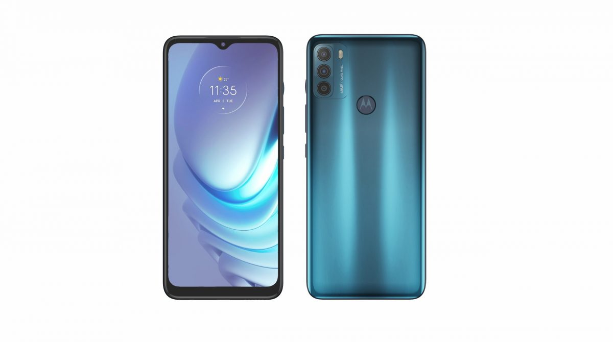 Motorola G50 Launched, Specifications And Details