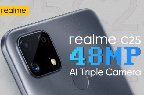 Realme C25 Launches In The Philippines, Details And Availability