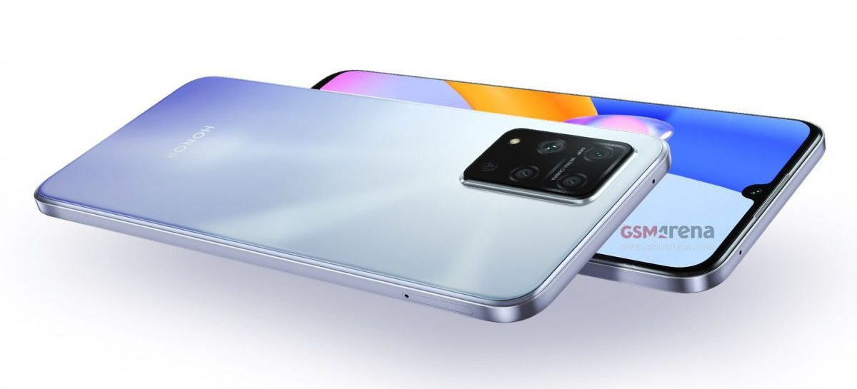 Honor Play 5 Render Spotted Online