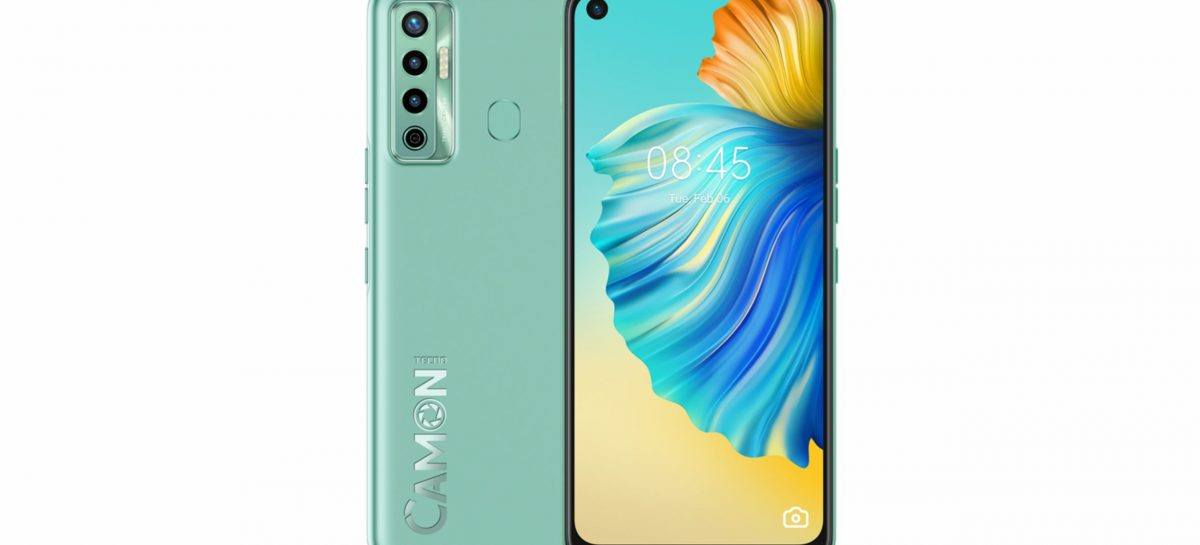 Tecno Camon 17 Launches With Helio G85 And High Refresh Rate Display