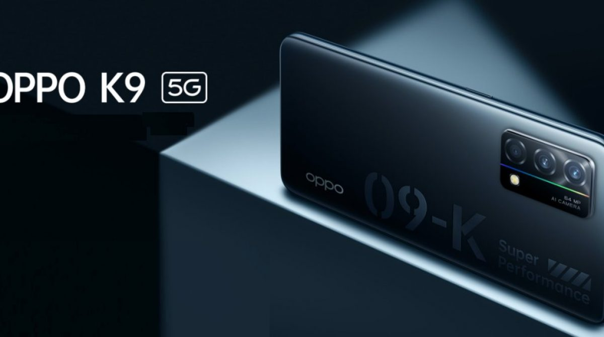 OPPO K9 5G Specifications And Details. SD768G, AMOLED display And 65W Fast Charging