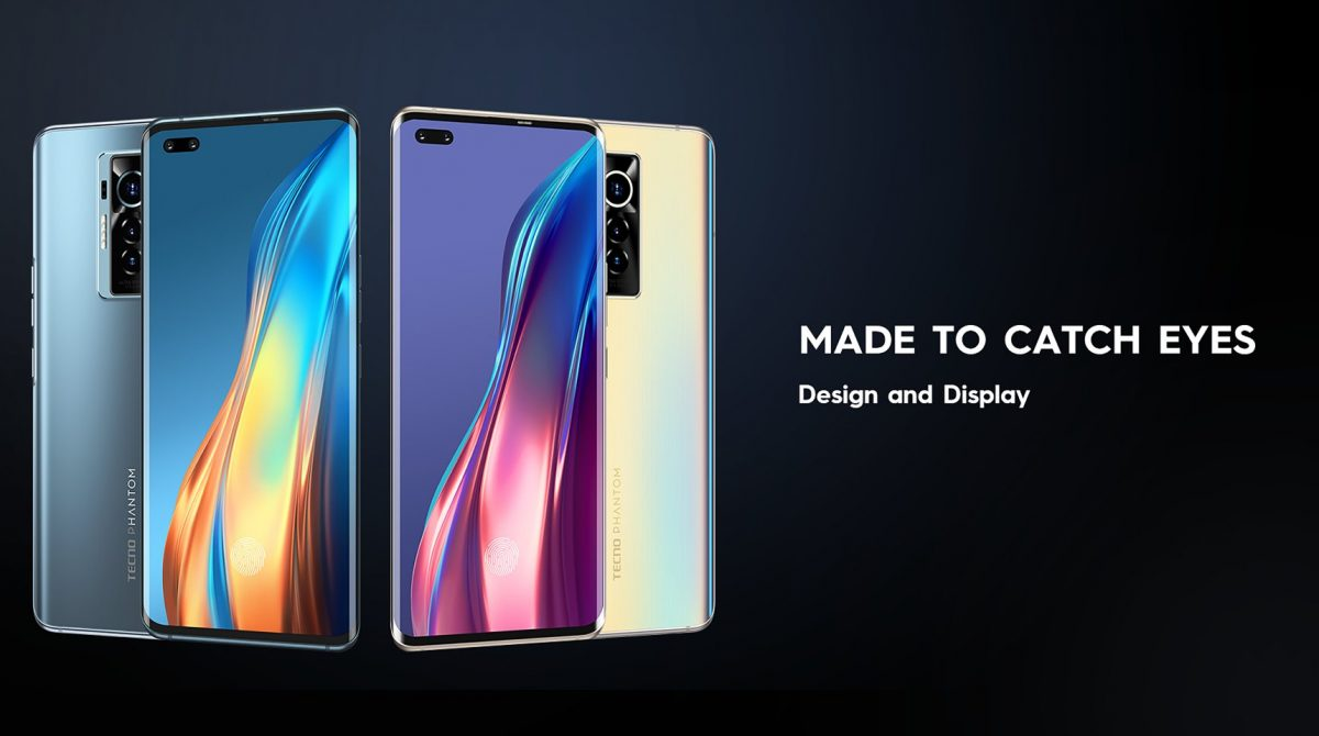 Tecno Phantom X Now Official. Details And Specifications