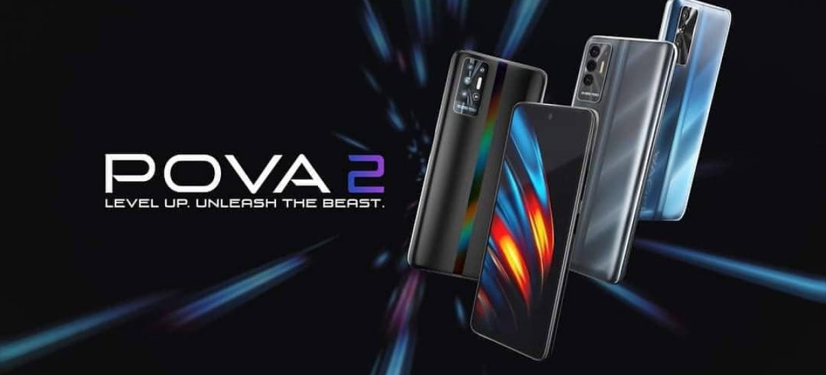 Tecno POVA 2, now available in the Philippines for P7990. Helio G85, Full HD display and 7000mAh battery inside.