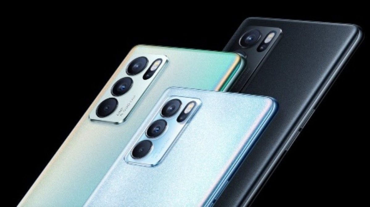 OPPO Reno6 Series Launches In China, Details And Specifications