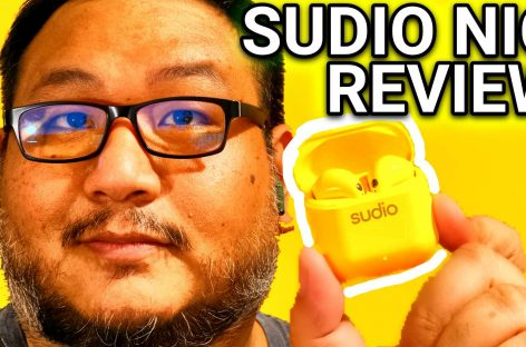 Sudio Nio Review – Looks Like AirPods, But Cheaper (PHP 3,655 / US$73)
