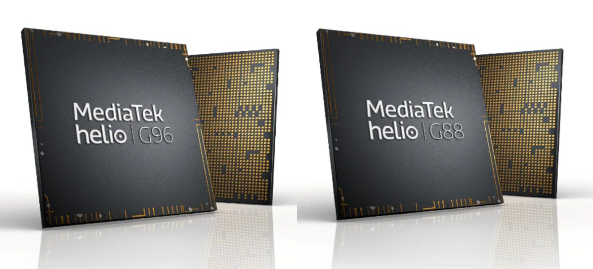 New MediaTek Helio G88 And G96 Processors Keep Up With The Modern Norm With High Refresh Rate Support For Budget Devices