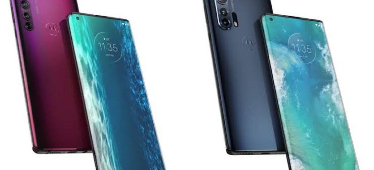 Motorola Edge Series Specs And Codenames Leak Out