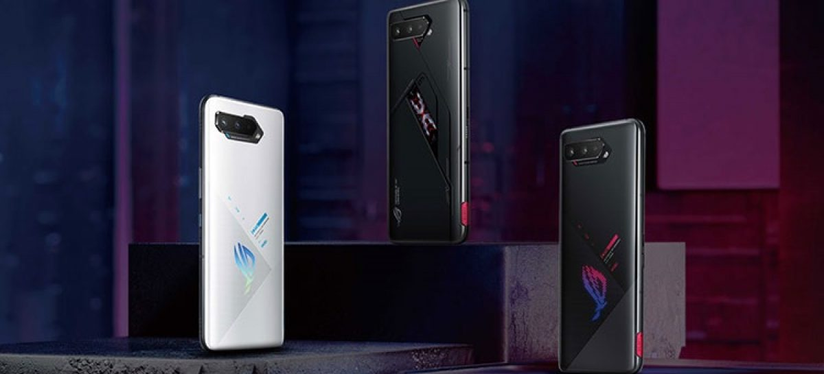 ASUS ROG Phone 5s and Pro Version Launches with Snapdragon 888 Plus