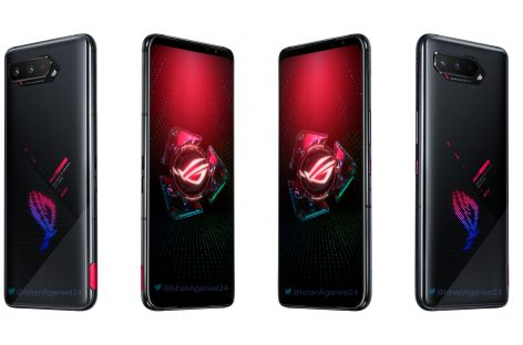 ASUS ROG Phone 5S Surface Out With Snapdragon 888 Plus In Tow
