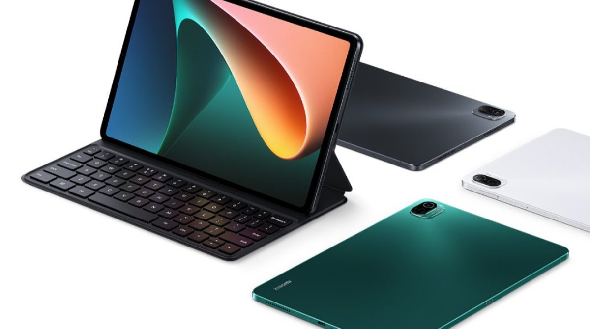 Xiaomi Outs Mi Pad 5 And Pro Version With High End Qualcomm Processors, Stylus Support And 120Hz Displays