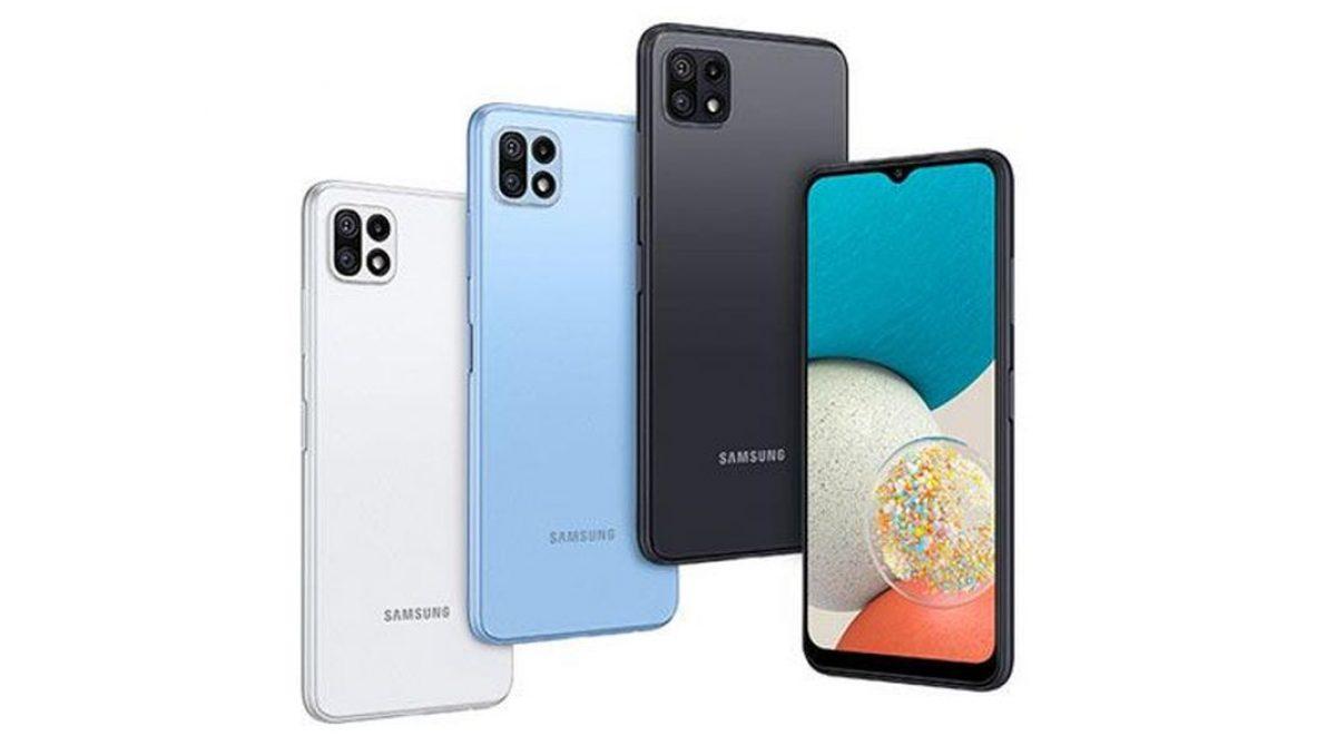 Samsung Galaxy F42 5G With 5G MediaTek Chip