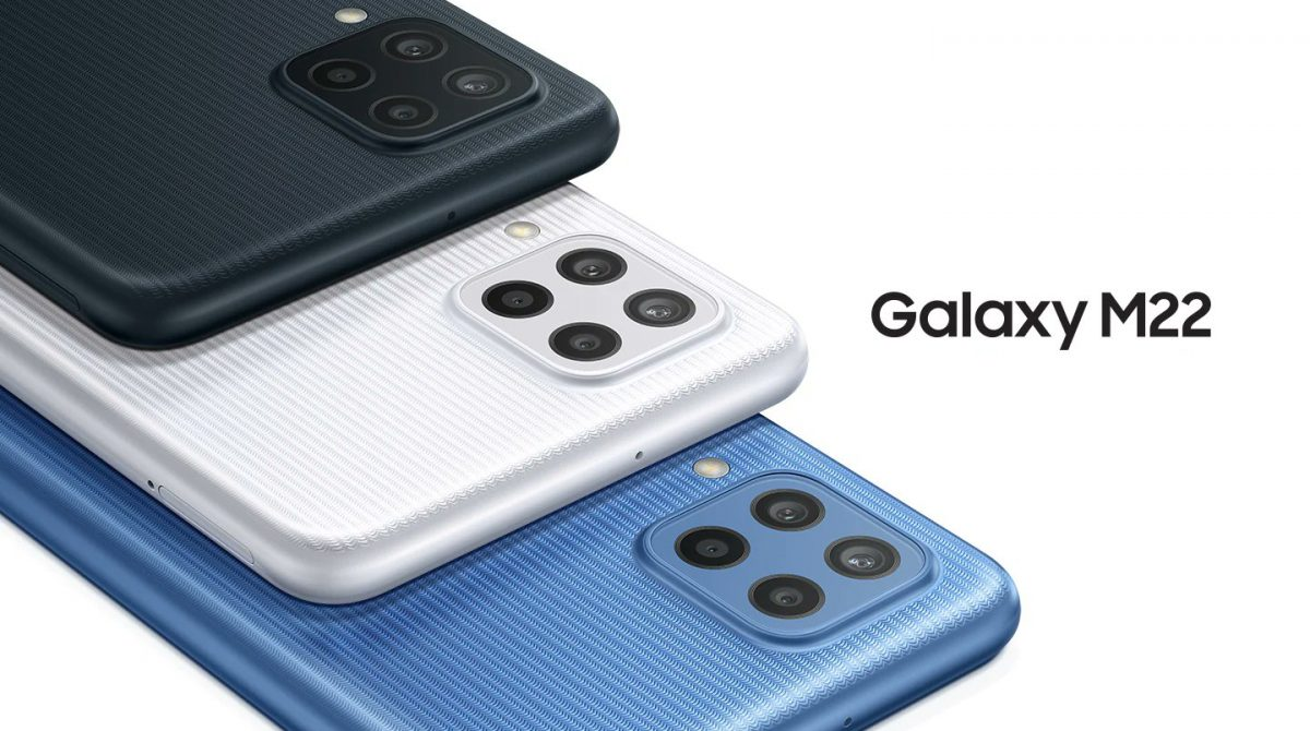 Samsung Galaxy M22 Silently Launched With 90Hz OLED display