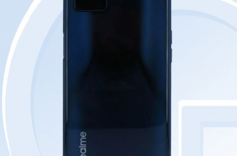 Another Budget 5G Realme Smartphone Passes Through TENAA Certification