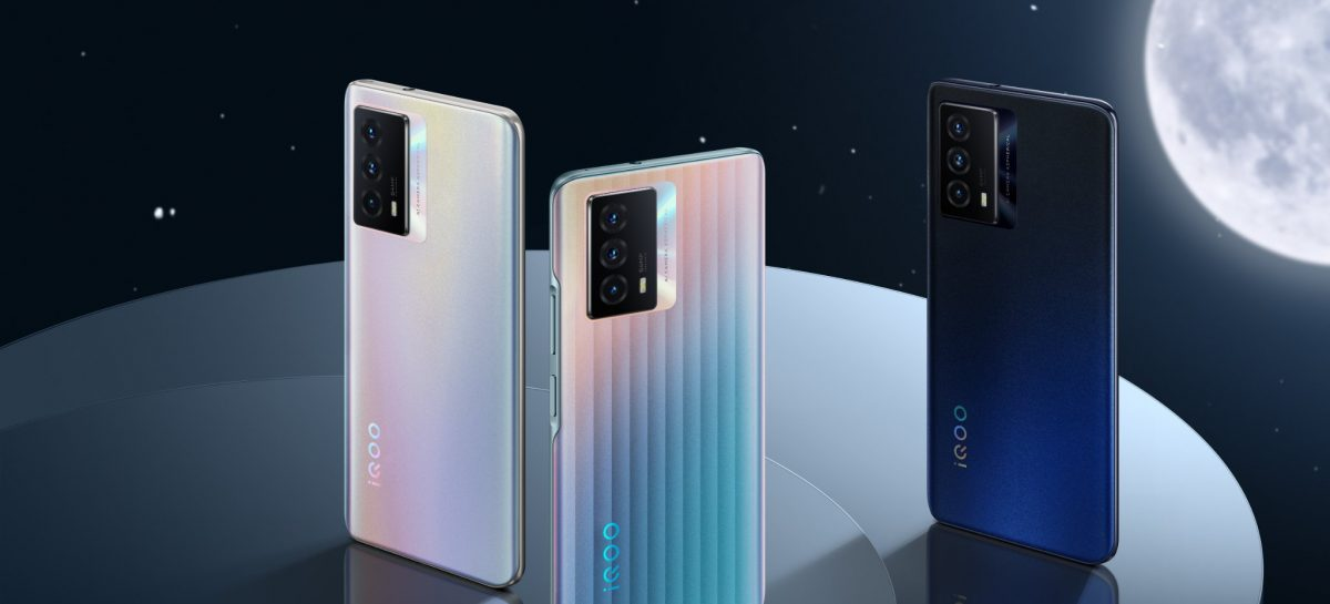iQOO Z5 5G Launches In China With SD778G, 64MP Triple Cameras And 5000mAh Battery