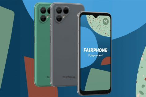 Fairphone 4 Gets Announced, Modular Design, Snapdragon 750G And 5 Year Warranty